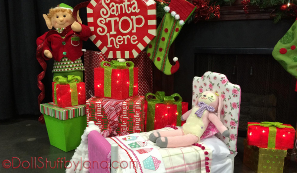 Santa_Bed